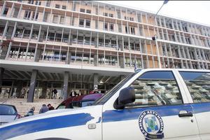 Λήξη συναγερμού στα δικαστήρια της Θεσσαλονίκης